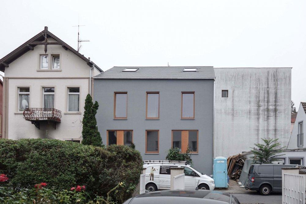 Graues Haus  — Marc Flick