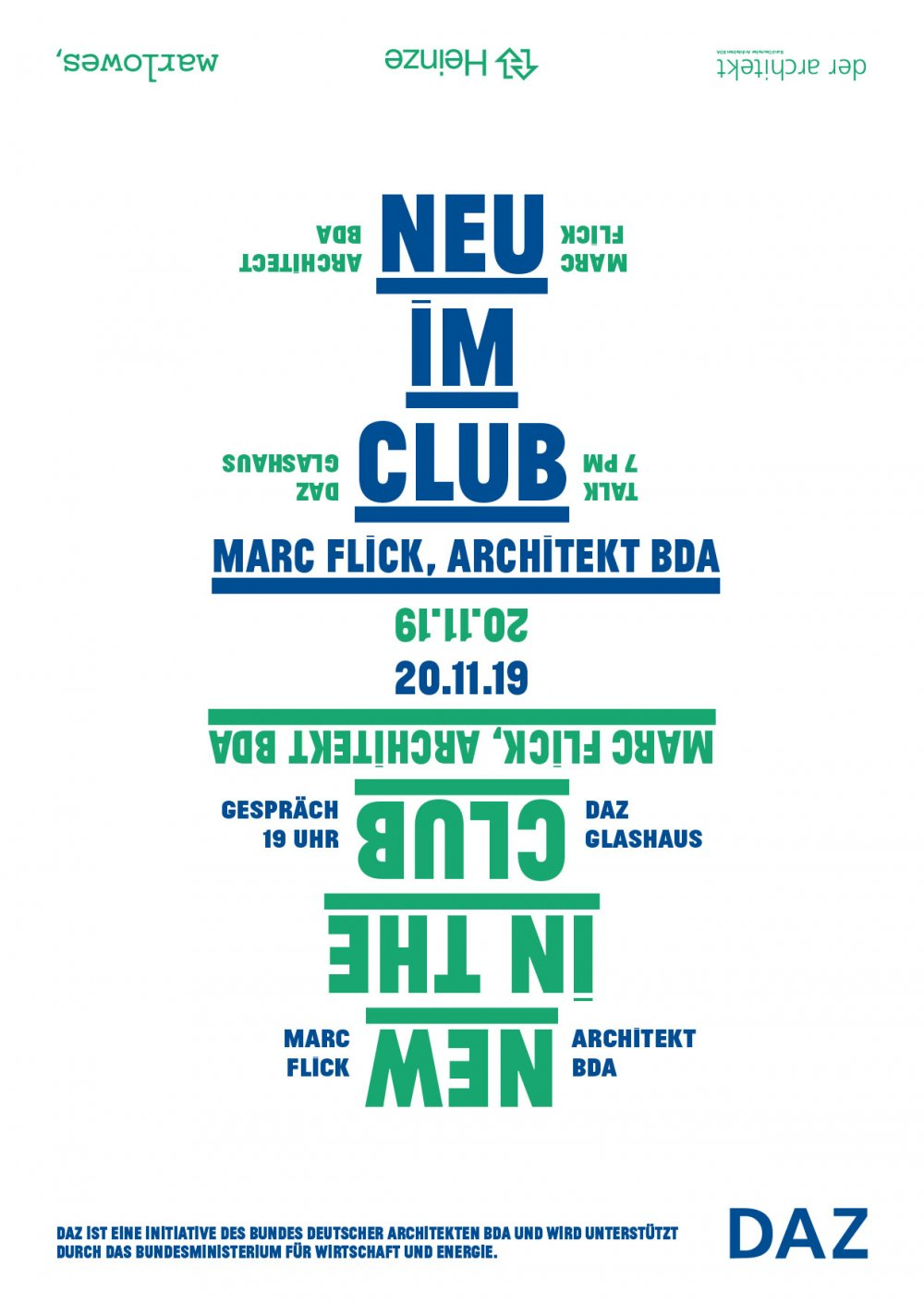 Neu im Club — Marc Flick